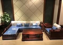 东非酸枝 新贵妃软体沙发(5/件套)